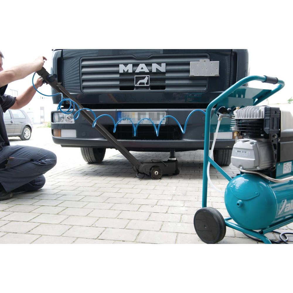 DOSTAWA GRATIS! 44340180 Specjalny podnośnik pneumatyczno - hydrauliczny Unicraft WWH 60000 PH (udźwig: 20 /40 /60 t)