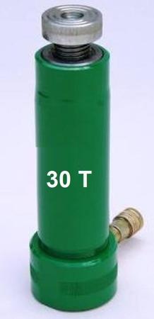 DOSTAWA GRATIS! 62725762 Siłownik hydrauliczny (wysokość podnoszenia min/max: 275/502mm, udźwig: 30T)