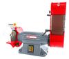 44353111 Szlifierka taśmowo tarczowa Holzmann DSM 100200B (średnica tarczy szlifierskiej: 200mm, taśma szlifująca: 915x100mm, moc: 900W)
